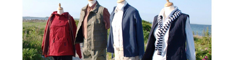 Praktisk outdoor beklædning