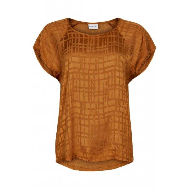 Bluse med rayon fra INFRONT, TILBUD