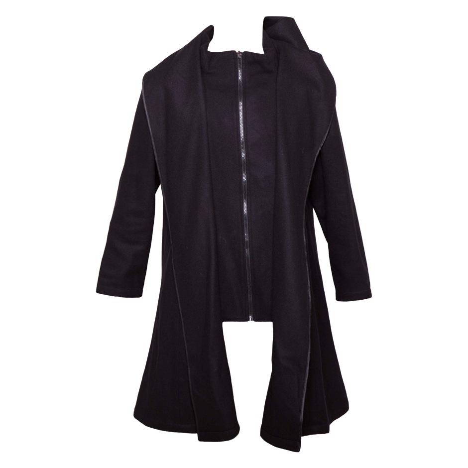 d038787f Uldfrakke med hætte. Samsø Nature, Tilbud - Overtøj: Frakke, jakke, slag,  anorak - Samsø Nature
