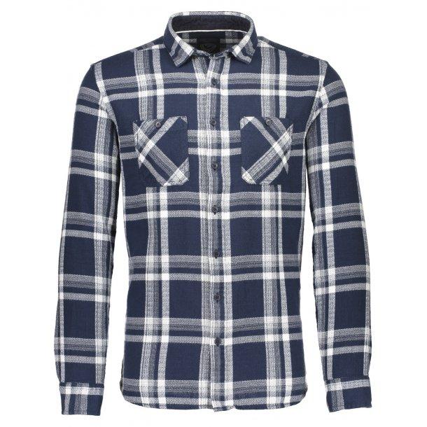 Skjorte fra LINDBERG, bomuld TILBUD