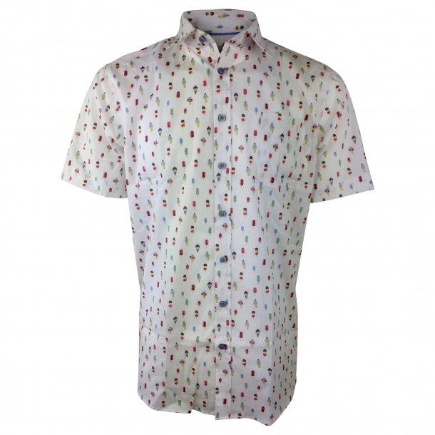 Skjorte, bomuld TILBUD