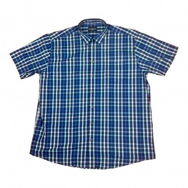 Kortærmet skjorte, +size TILBUD