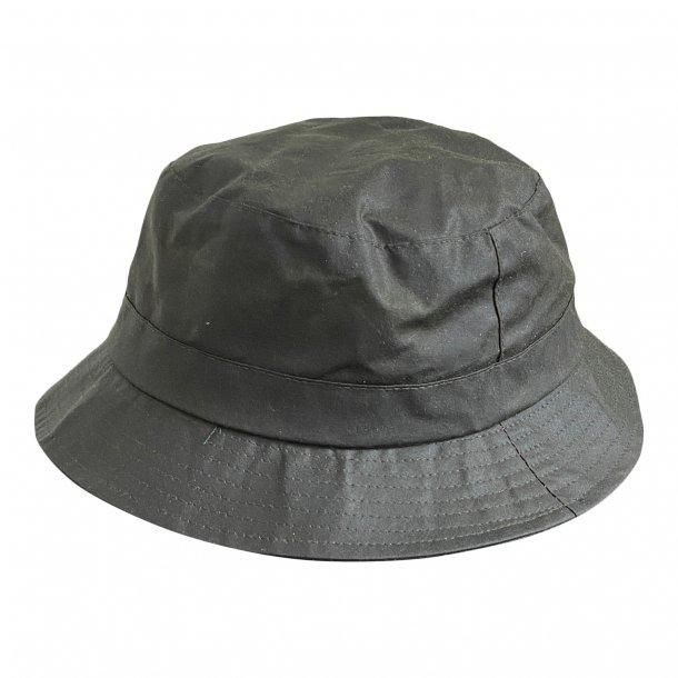 Oilskindshat - tre farver - original engelsk hat. TILBUD