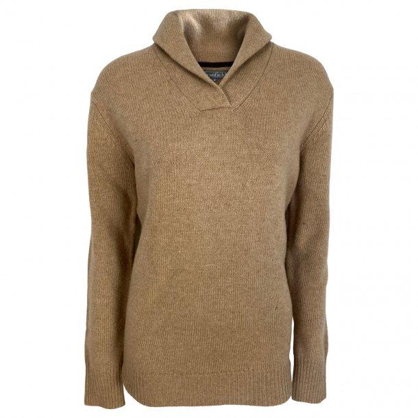 Sweater i 100% lammeuld, TILBUD