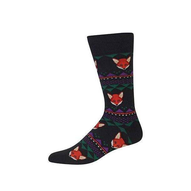 HOTSOX - de skøre kulørte sokker er landet på øerne. Herre