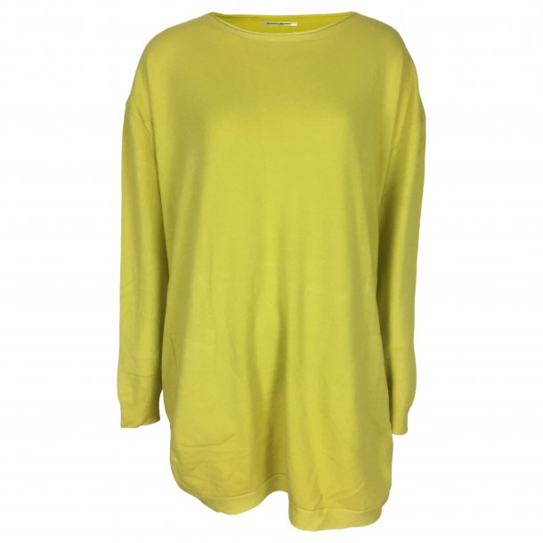 Bluse - blød kvalitet, oversize TILBUD
