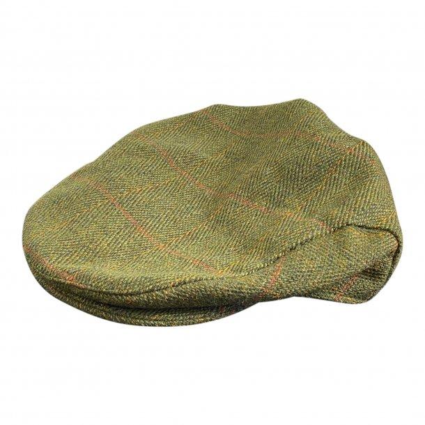 Sixpence cap med uld - original engelsk kasket