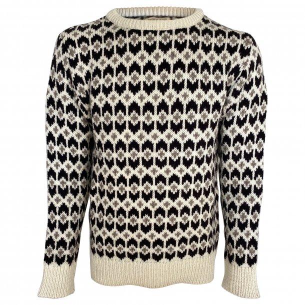 Sweater, FUZA WOOL, 100% Merinould